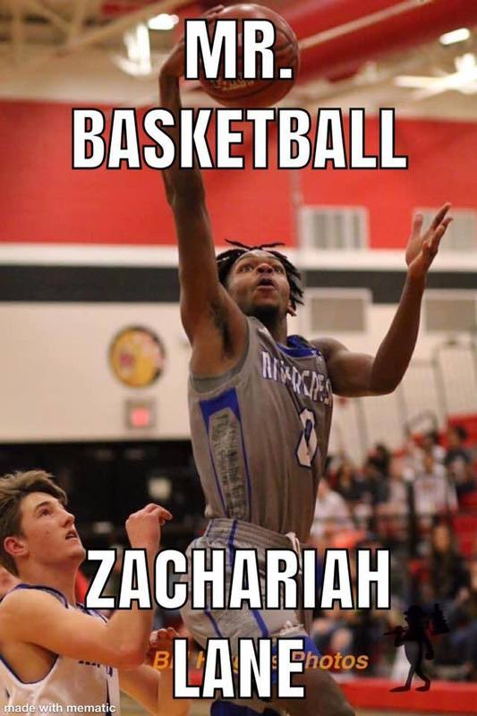 Mr. Basketball Zachariah Lane